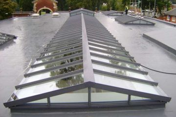Gable Spanlight