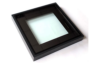 Flat rooflight iVue