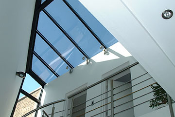 Barn Glass | Glaze & Glazing – Patent Glazing • Rooflights • Door